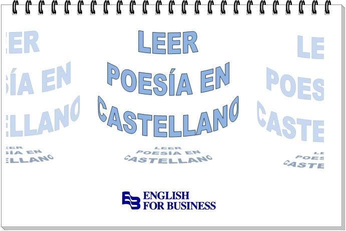 Leer poesía en castellano